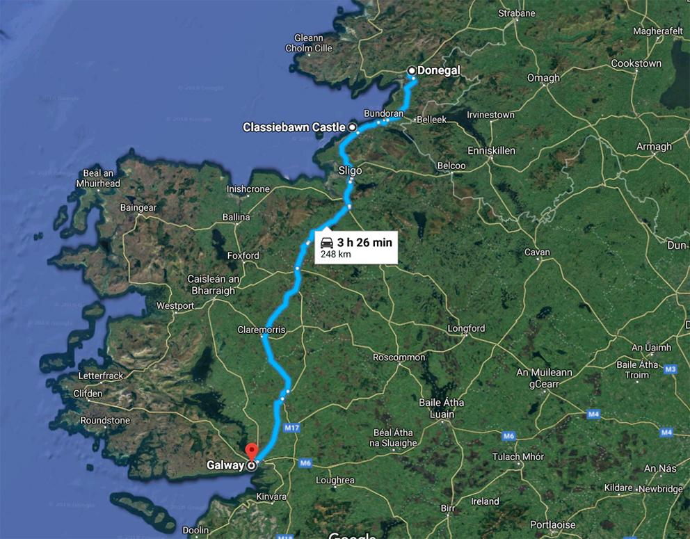 I viaggi della Patta - Irlanda - Itinerario giorno 5