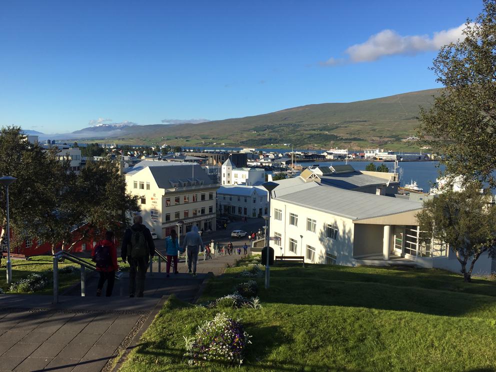 i viaggi della patta-Islanda-Akureyri 2