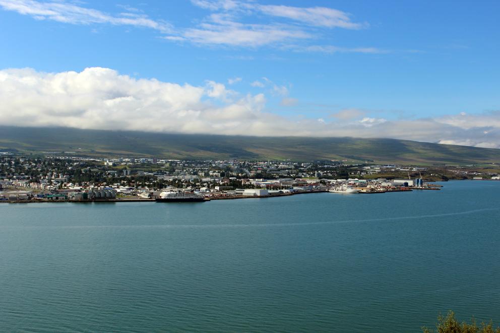 i viaggi della patta-Islanda-Akureyri