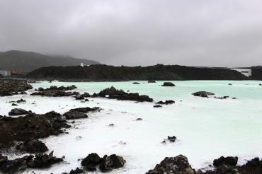 I dintorni della Blue Lagoon