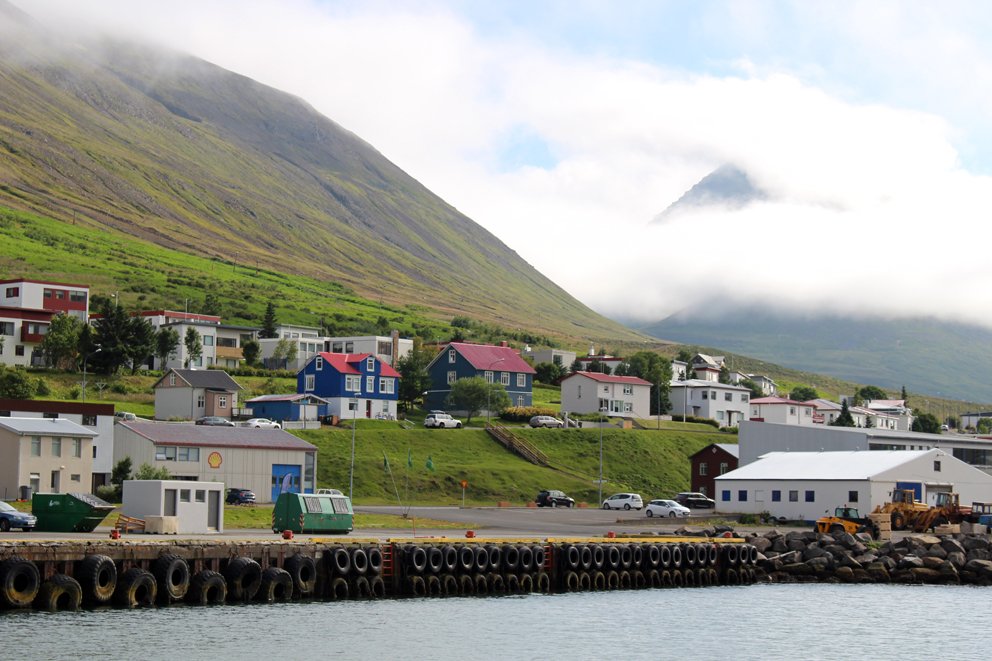 i viaggi della patta-Islanda-Ólafsfjörður