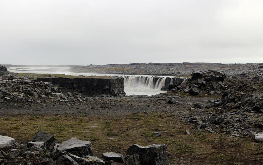 i viaggi della patta-Islanda-dettifoss 1