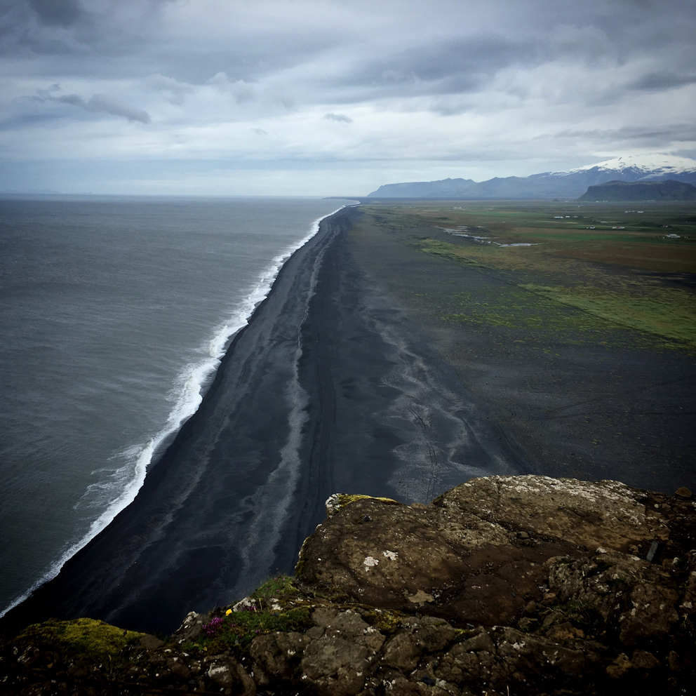 i viaggi della patta-Islanda-Dyrhólaey