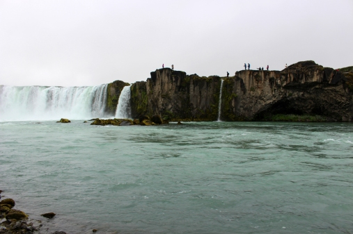 i viaggi della patta-Islanda-Godafoss 2