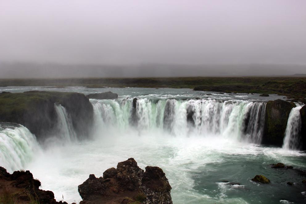 i viaggi della patta-Islanda-Godafoss