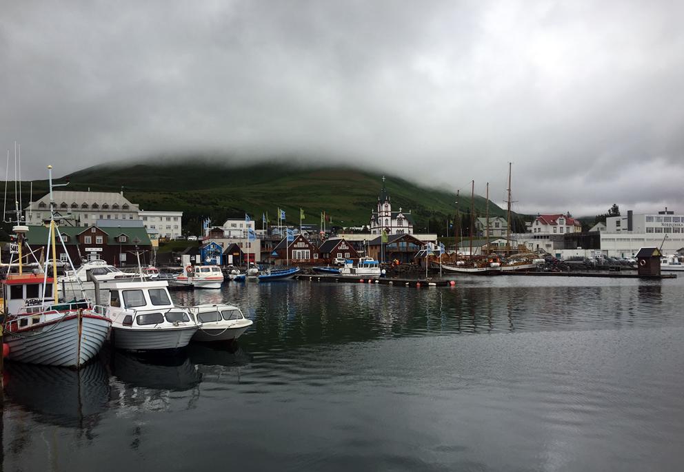 i viaggi della patta-Islanda-Husavik