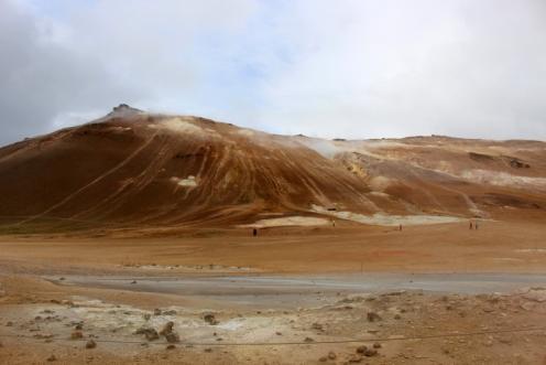 i viaggi della patta-Islanda-Hverir 3