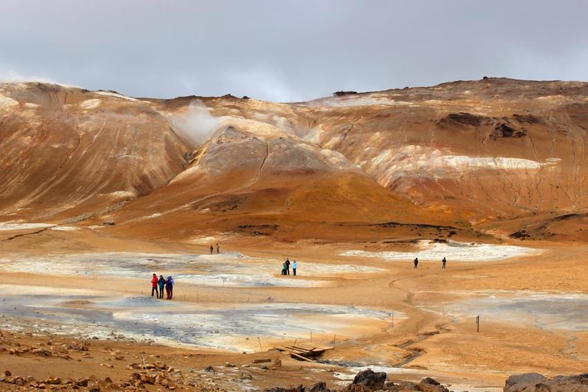 i viaggi della patta-Islanda-Hverir 5