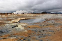 i viaggi della patta-Islanda-Hverir