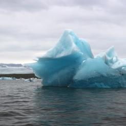 Gli iceberg nella laguna di Jökulsárlón