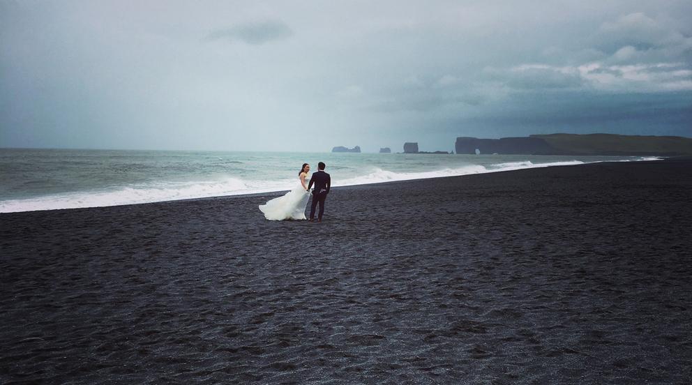 i viaggi della patta-Islanda-Reynisfjara Beach 2