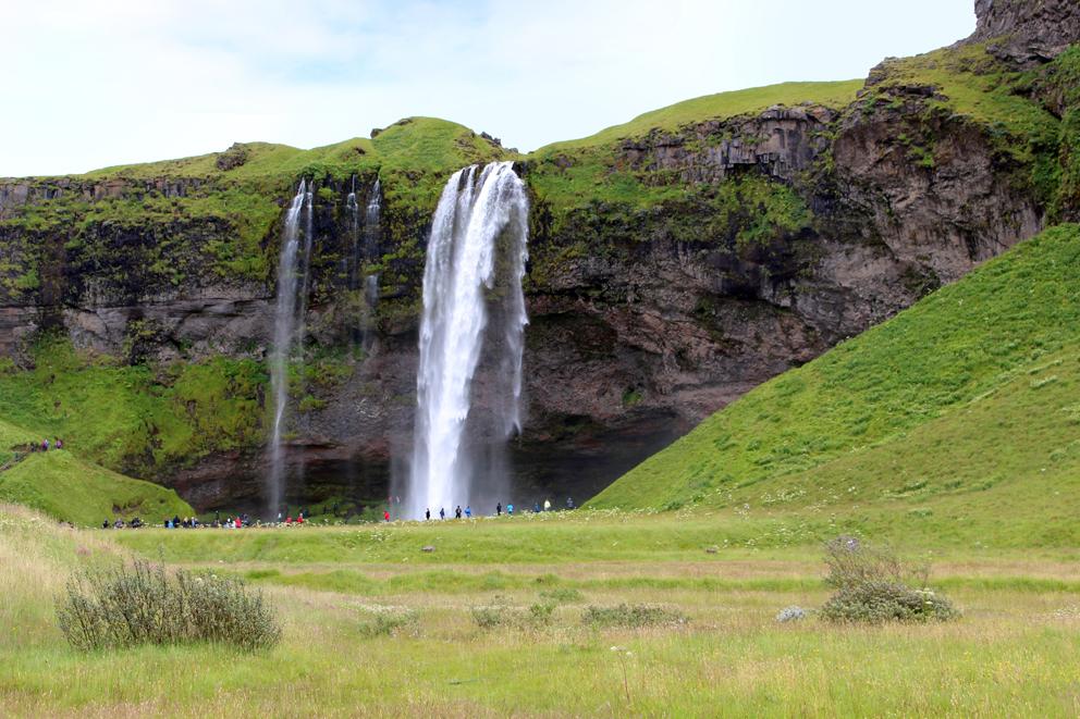 i viaggi della patta-Islanda-Seljalandsfoss 1
