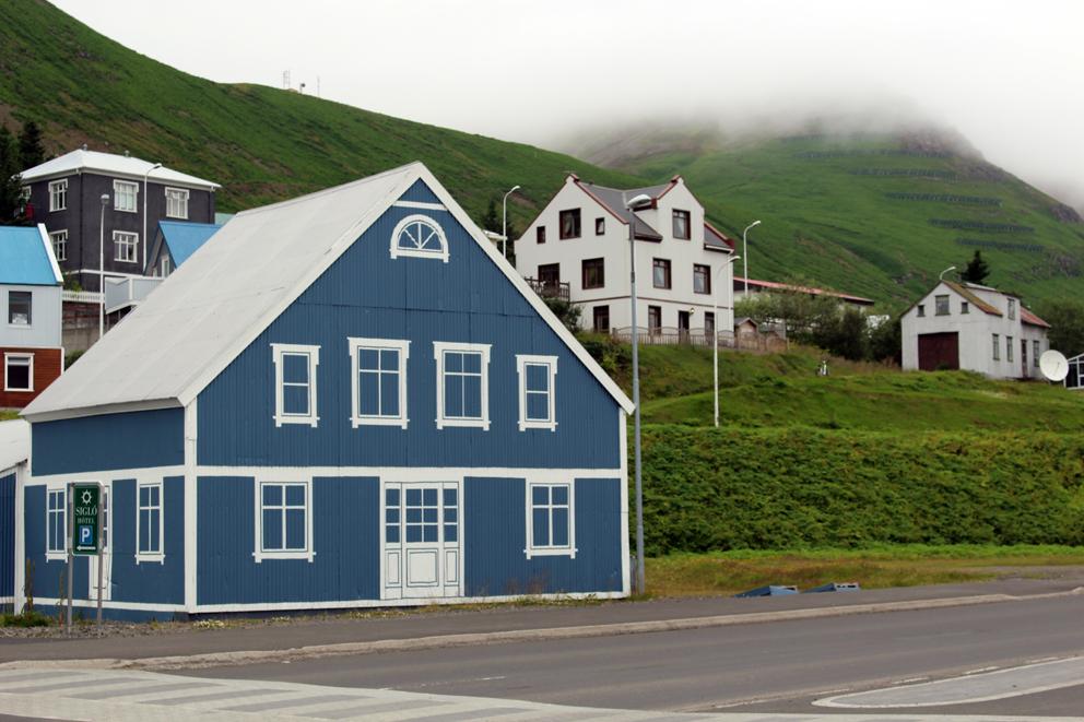 i viaggi della patta-Islanda-Siglufjörður