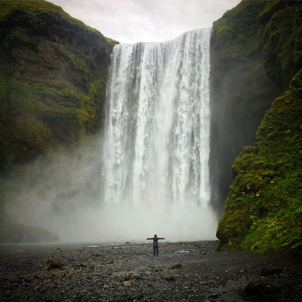 i viaggi della patta-Islanda-skogafoss 2