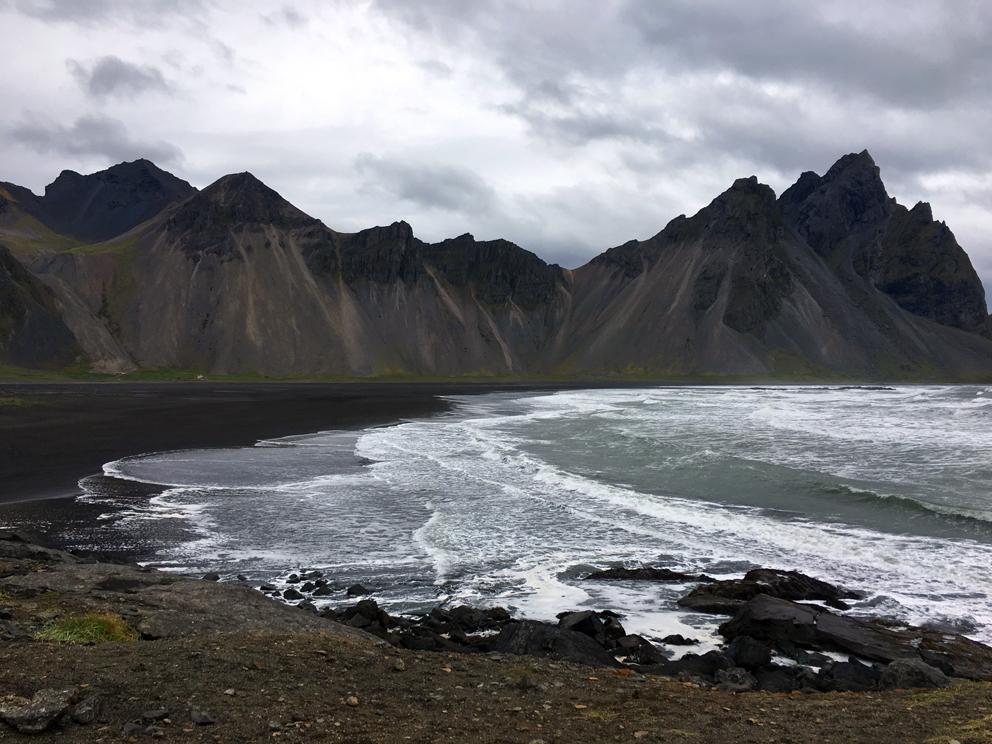 i viaggi della patta-Islanda-Vestrahorn